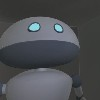 A Robot In Mission