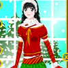 Christmas Girl Dress Up