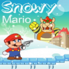 Mario in the snow