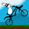 Bike Onto The Sky