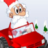 Santa Claus Is Driving
