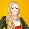Cat Deeley Dressup