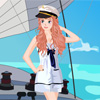 Chic Sailor Girl