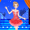 Chic Dancer Dress Up