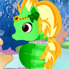 Seahorse Dress Up
