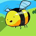 Funny Bee Game