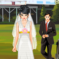 Romantic Wedding Dressup
