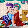 Hugs Couple Dressup