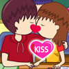 Classroom Kids Kissing