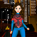 Comic Girl Dressup