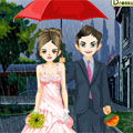 Raining Wedding