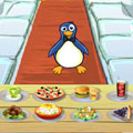 Cooking for penguins