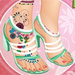 Foot Makeover New