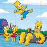 The Simpsons Jigsaw
