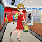 Shopping Mania Girl