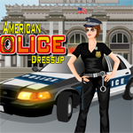 American police lady