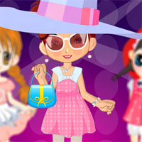 Kids fashion competition
