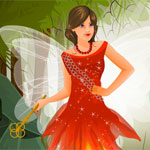 Fairy summer dressup