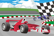 F1 Car Racing