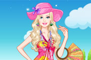 Doll Summer Break Dress Up