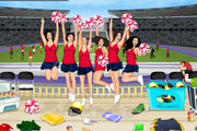 Cleaning Cheerleading
