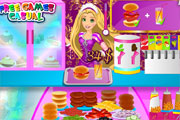 Rapunzel Fun Cafe
