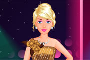 Doll Red Carpet Dress Up