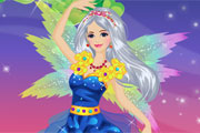Pretty Fairy Dressup