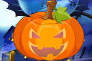 Halloween Pumpkin Deco Game