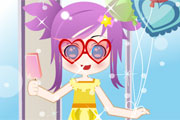 Popsicle Lover Dressup