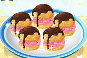 Ice Cream Puff
