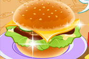 Cooking Perfect Burger